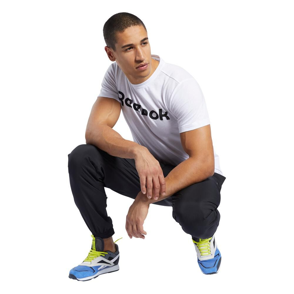 Polera Hombre Reebok Graphic Series Linear Read Tee image number 4.0