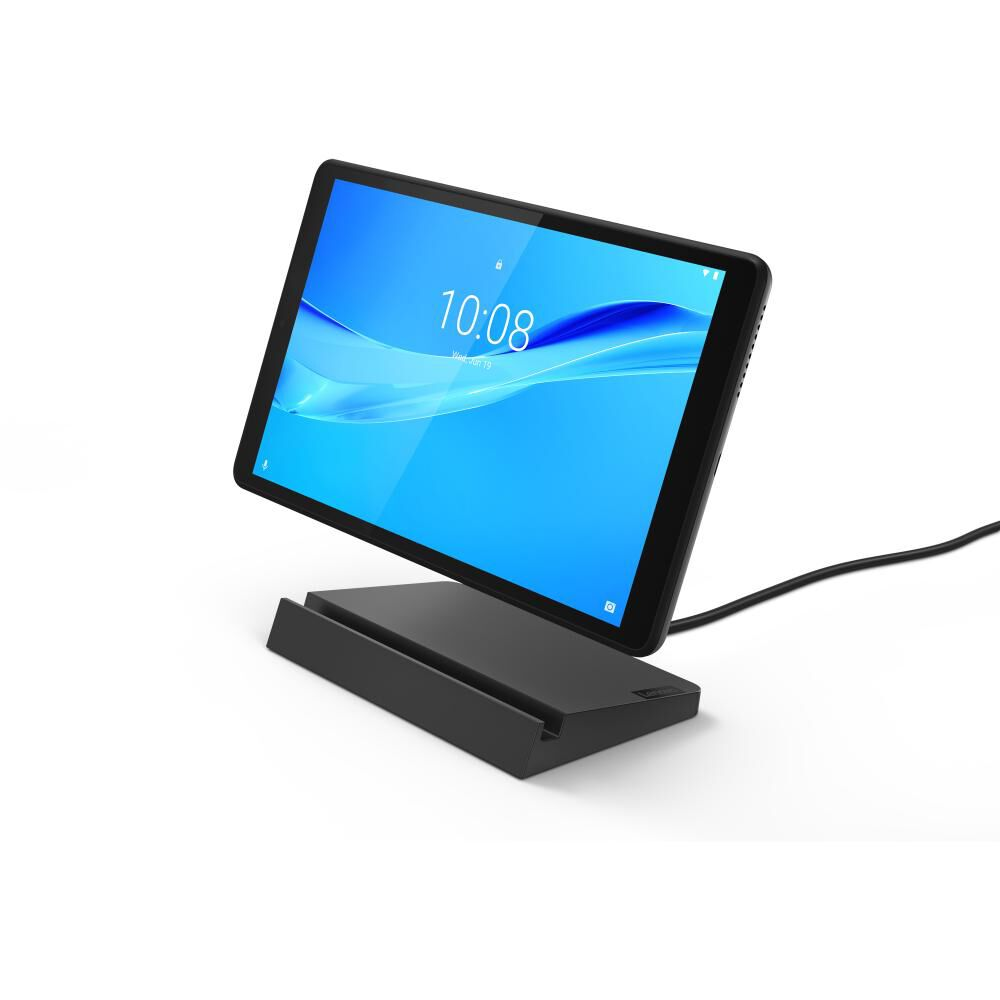 "Tablet Lenovo Smart Tab M8 + Base / Iron Gris (metal) / 2 Gb Ram / 8"" Hd image number 0.0"