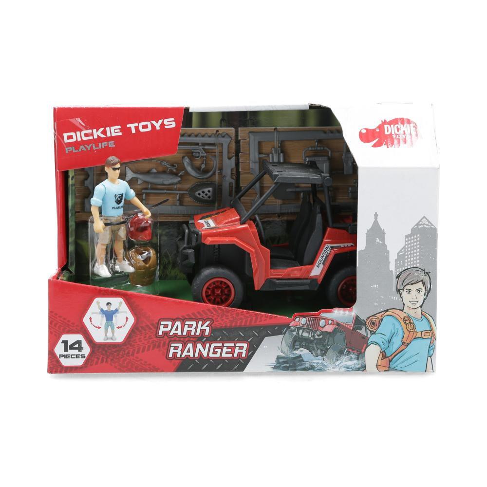 Figura De Accion Dickie Toys Park Ranger image number 0.0