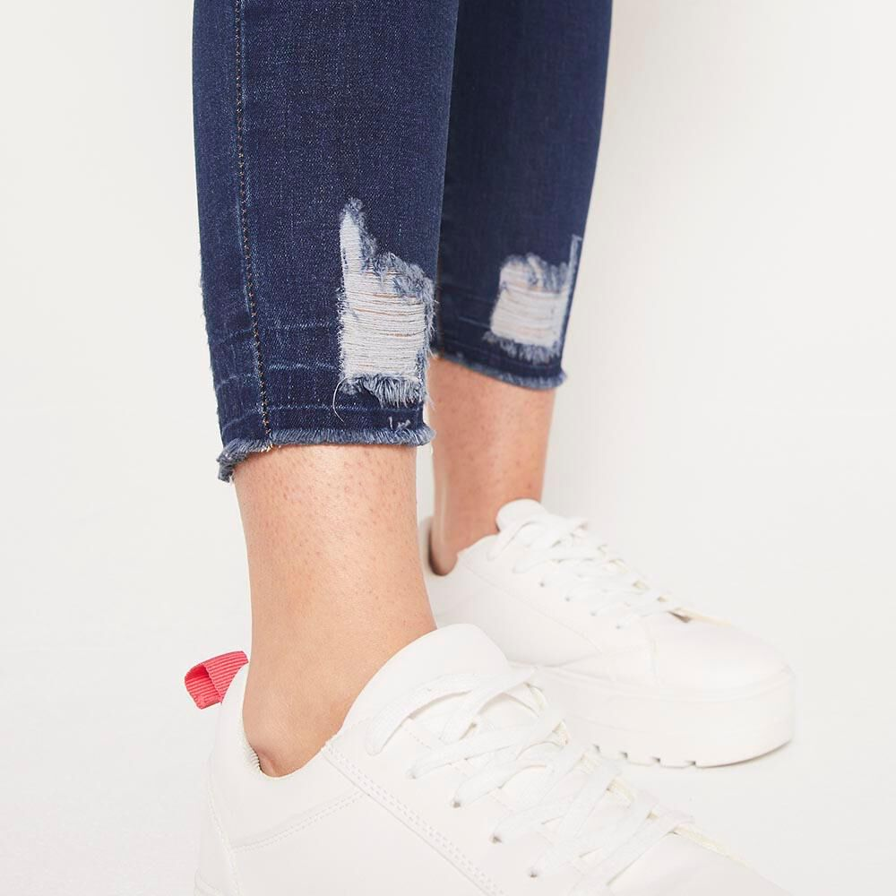 Jeans Mujer Tiro Alto Super Skinny Freedom image number 5.0
