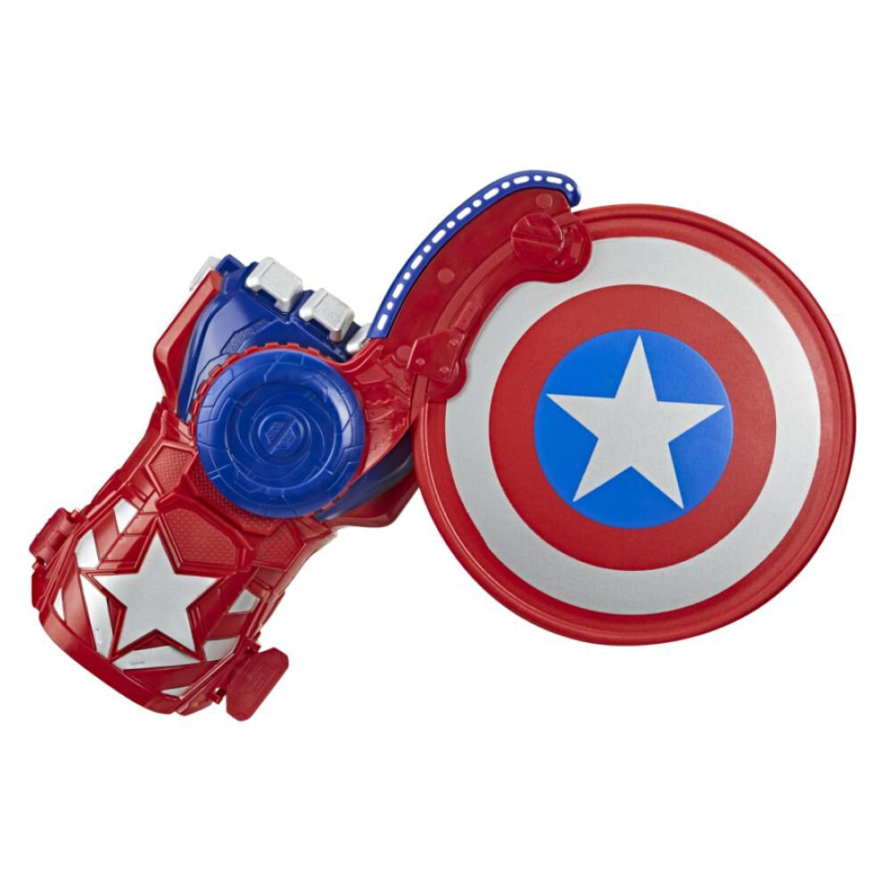 Juguete Interactivo Avenger Role Play Captain America image number 0.0