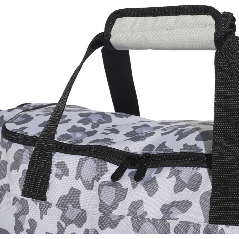 Bolso Adidas Duffle S Leopard image number 4.0