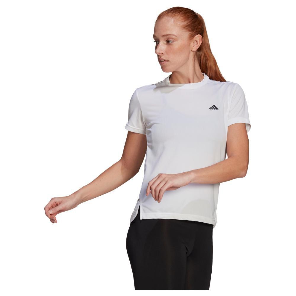 Polera Mujer Adidas 3-stripes Sport image number 1.0