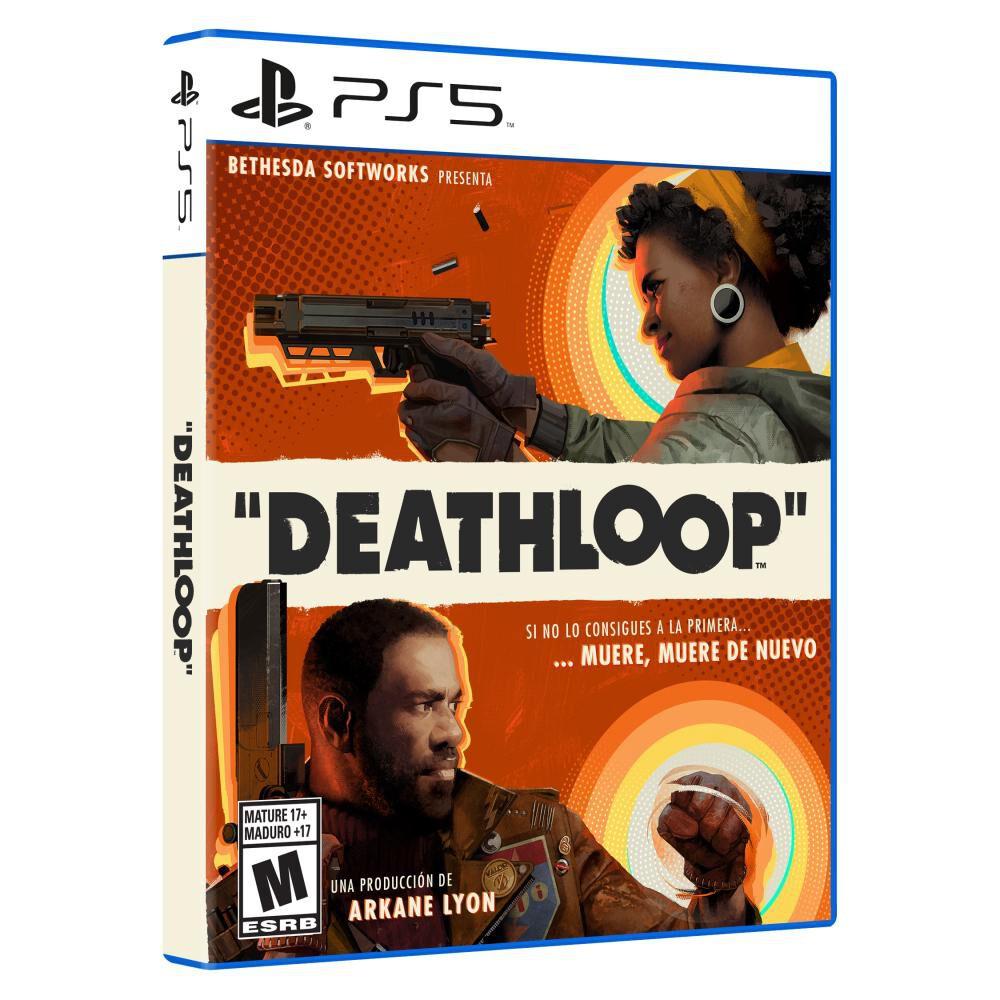 Juego Playstation 5 Sony Deathloop image number 1.0