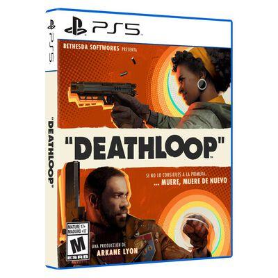 Juego Playstation 5 Sony Deathloop