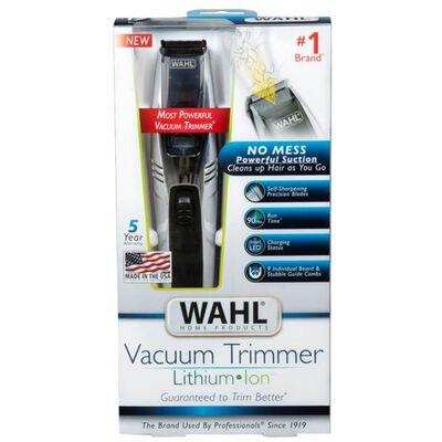 Corta Pelo Wahl Vacuum Lithium Ion