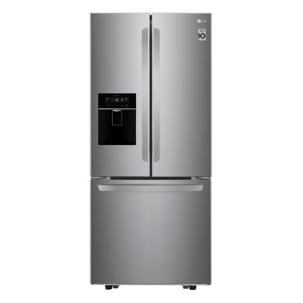 Refrigerador Side By Side Lg French Door LM22SGPK / No Frost / 533 Litros image number 0.0
