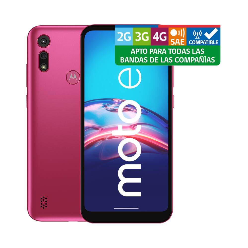 Smartphone Motorola E6s / 32 Gb / Liberado image number 2.0