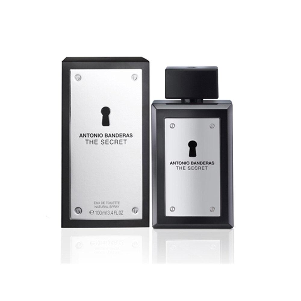 Perfume Antonio Banderas The Secret / 100 Ml image number 0.0