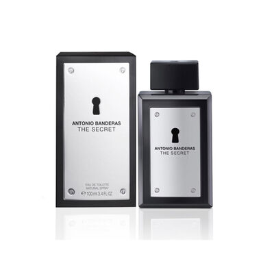 Perfume Antonio Banderas The Secret / 100 Ml