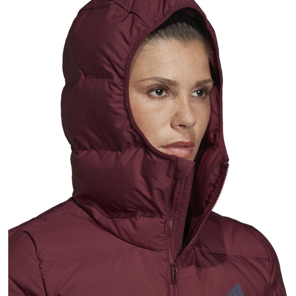 Parka Exterior: Tejido Técnico 100% Poliéster; Relleno: 80% Plumón De Pato / 20% Plumas Mujer Adidas image number 10.0