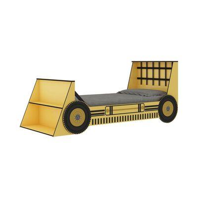 Cama Infantil Decocasa Tractor / 1 Plaza
