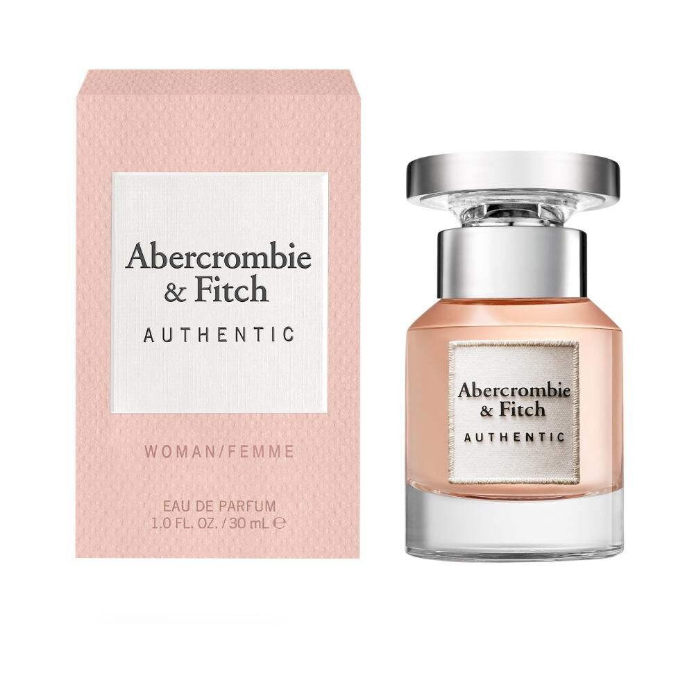 Perfume A&f Authentic Women Abercrombie / 30 Ml / Edp image number 0.0