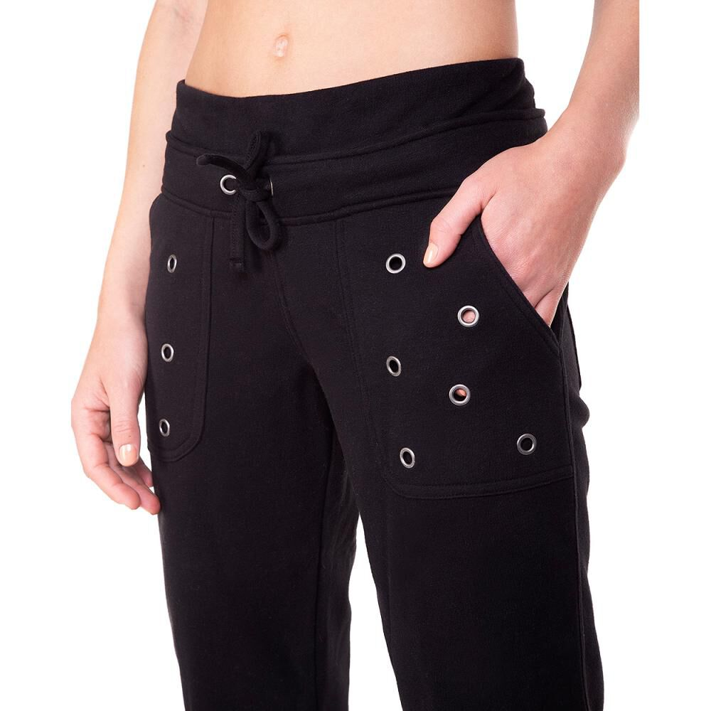Pantalon De Buzo  Mujer Everlast image number 2.0