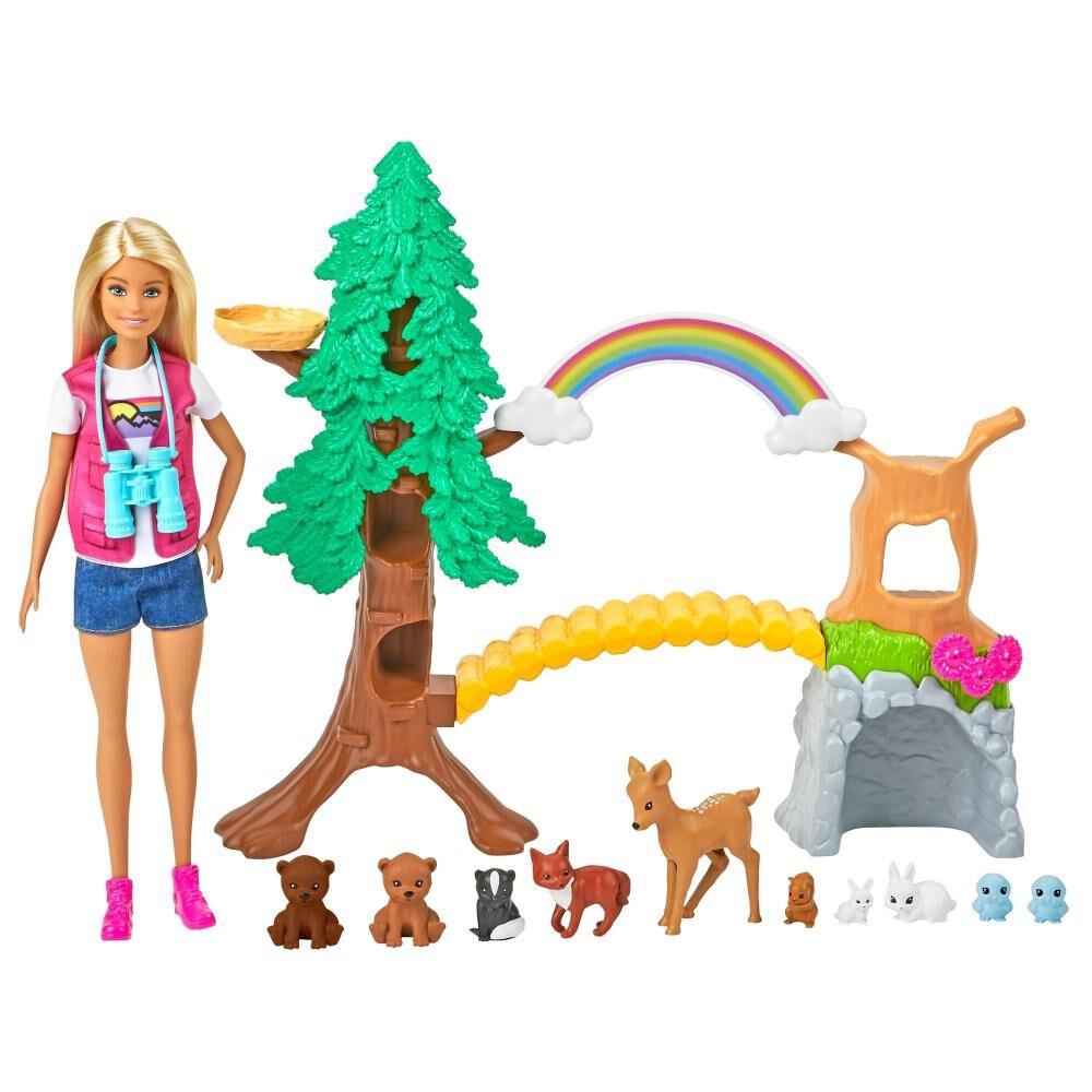 Exploradora Silvestre Barbie Careers image number 1.0
