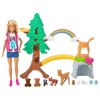 Exploradora Silvestre Barbie Careers