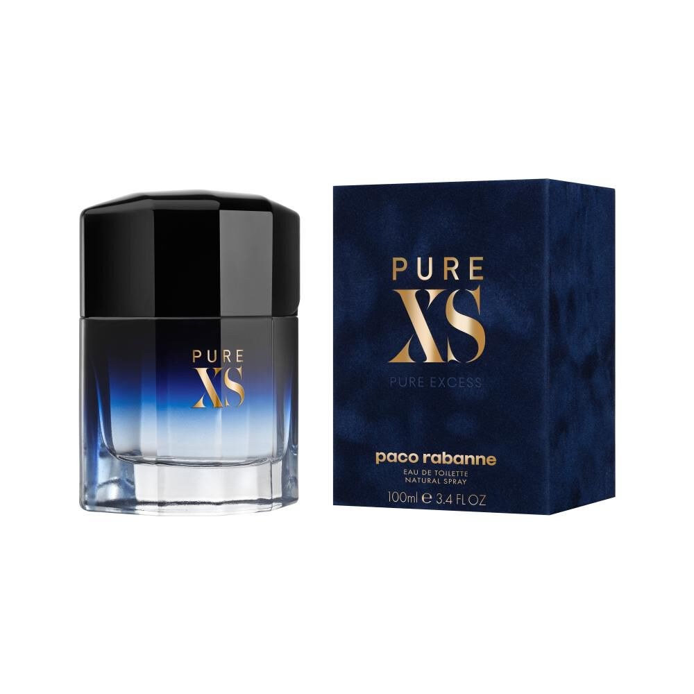 Pure Xs Edt 100Ml image number 0.0