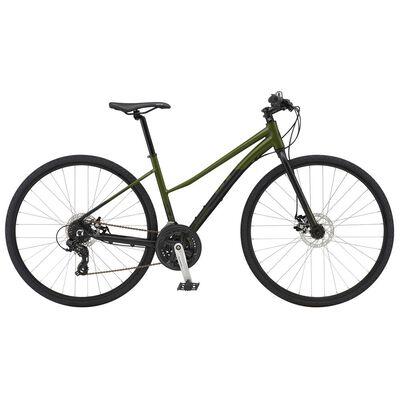 Bicicleta De Paseo Gt Transeo / Aro 700 C