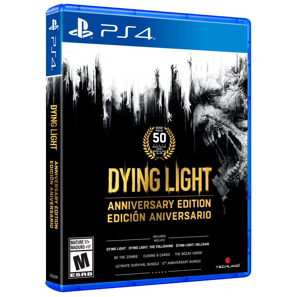Videojuego Sony Dying Light Anniversary Edition image number 1.0