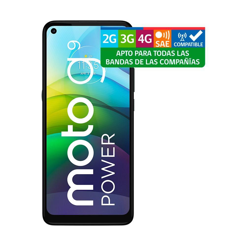Smartphone Motorola G9 Power Verde / 128 Gb / Claro image number 6.0