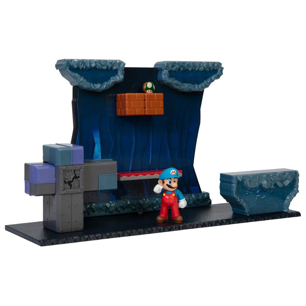 Figura Coleccionable Nintendo Playset Super Mario Underground image number 3.0
