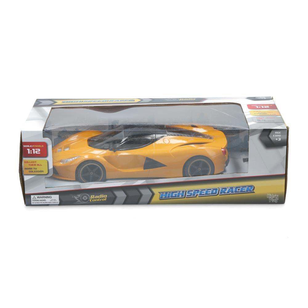 Auto Radiocontrolado Hitoys High Speed Racer image number 0.0