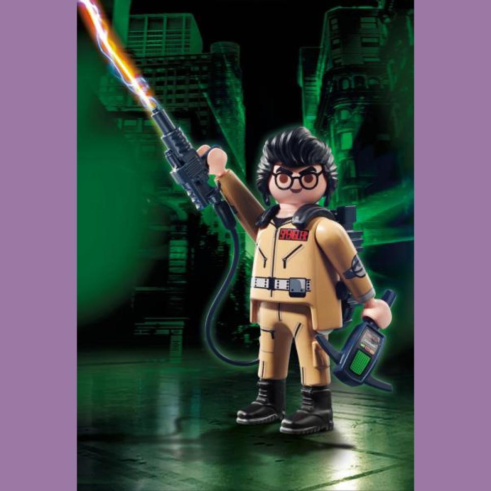 Figura De Película Playmobil Ghostbusters E. Spengler image number 1.0
