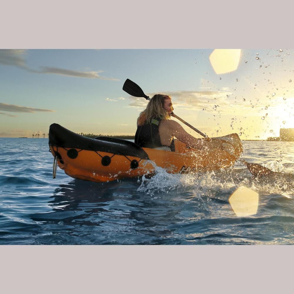 Kayak Inflable Bestway Doble Lite Rapid / 2 Adultos image number 6.0