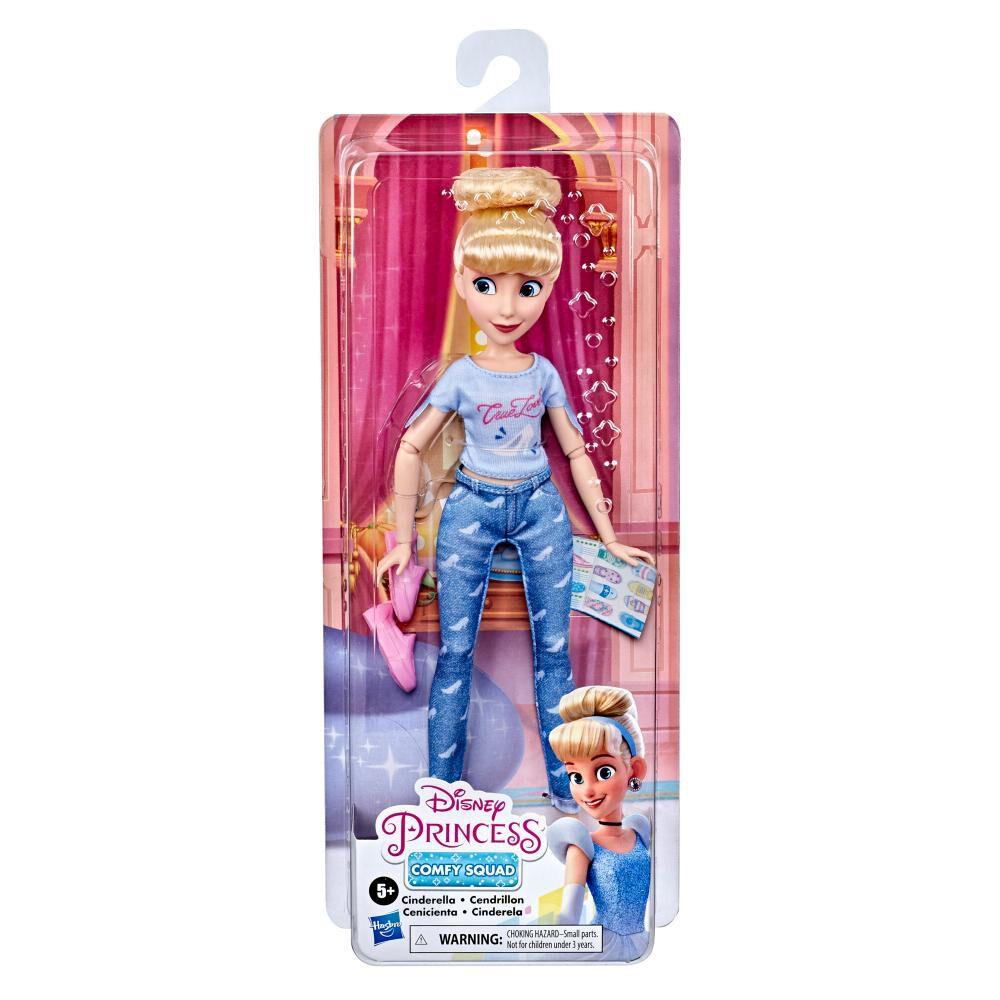 Muñeca Disney Princess Comfy Squad image number 1.0