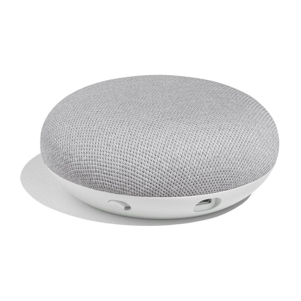 Parlante Bluetooth Google Mini Gris / Asistente de voz image number 1.0