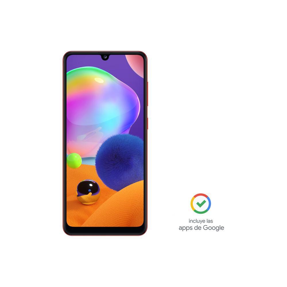 Smartphone Samsung Galaxy A31 128 Gb - Liberado image number 0.0