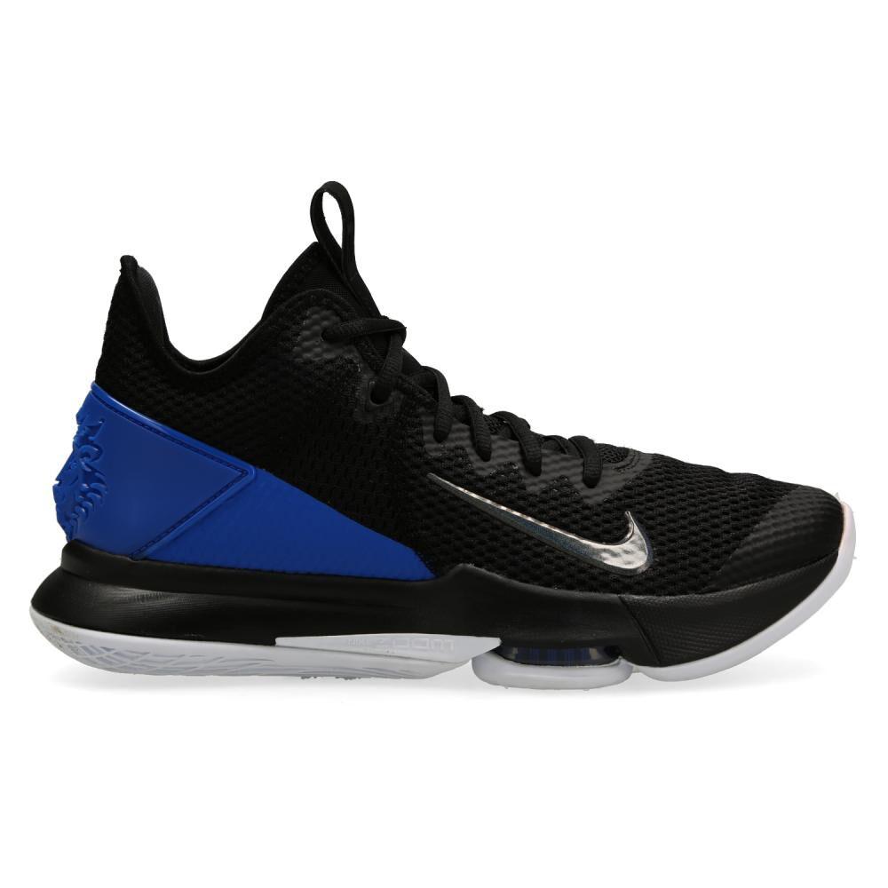 Zapatilla Basketball Lebron Witness 4 Unisex Nike image number 1.0