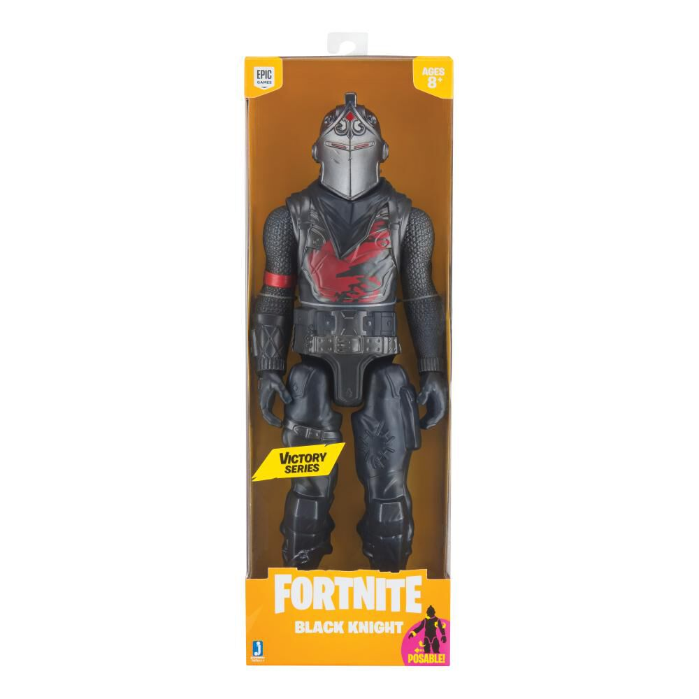 "Figura De Accion Fortnite 12""Black Knigh image number 2.0"