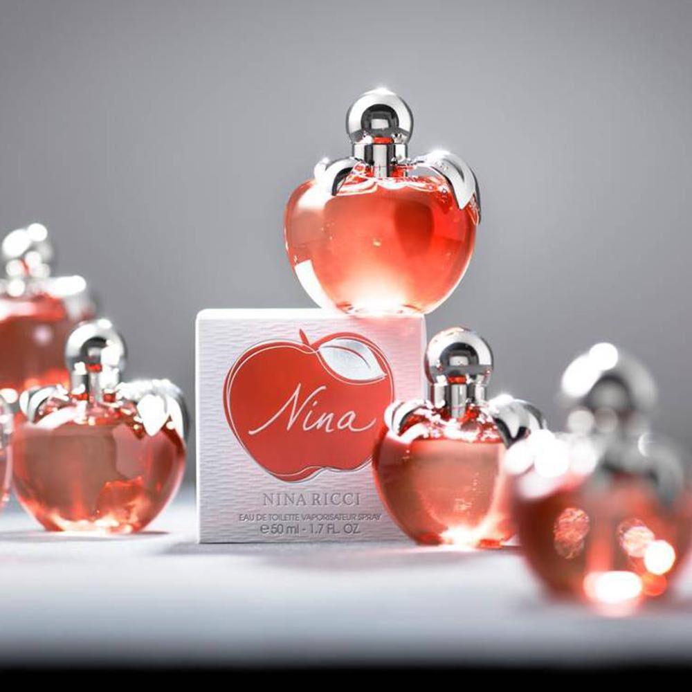 Perfume Nina Nina Ricci / 50 Ml / Edt image number 4.0