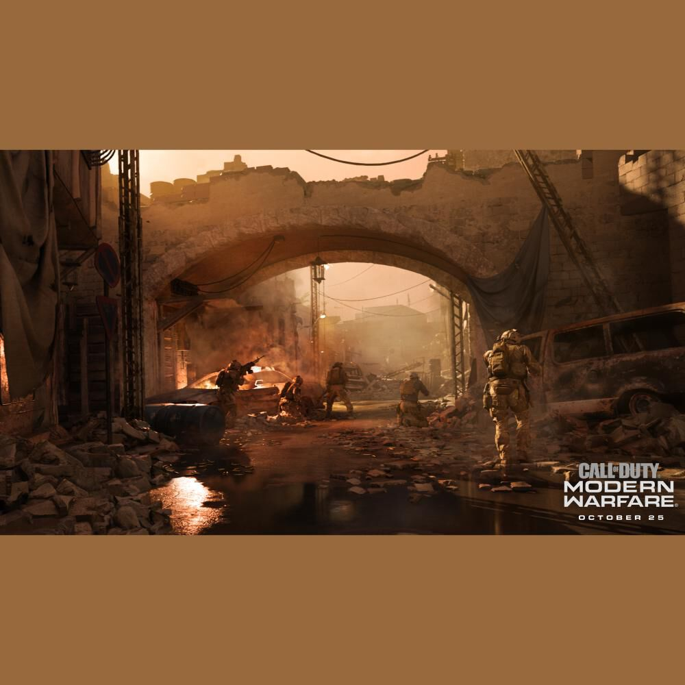 Juego Ps4 Call Of Duty Modern Warfare image number 2.0