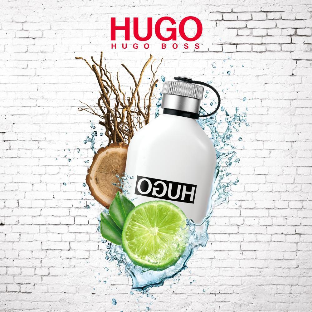Perfume Hugo Reversed Hugo Boss / 75 Ml / Edt image number 3.0