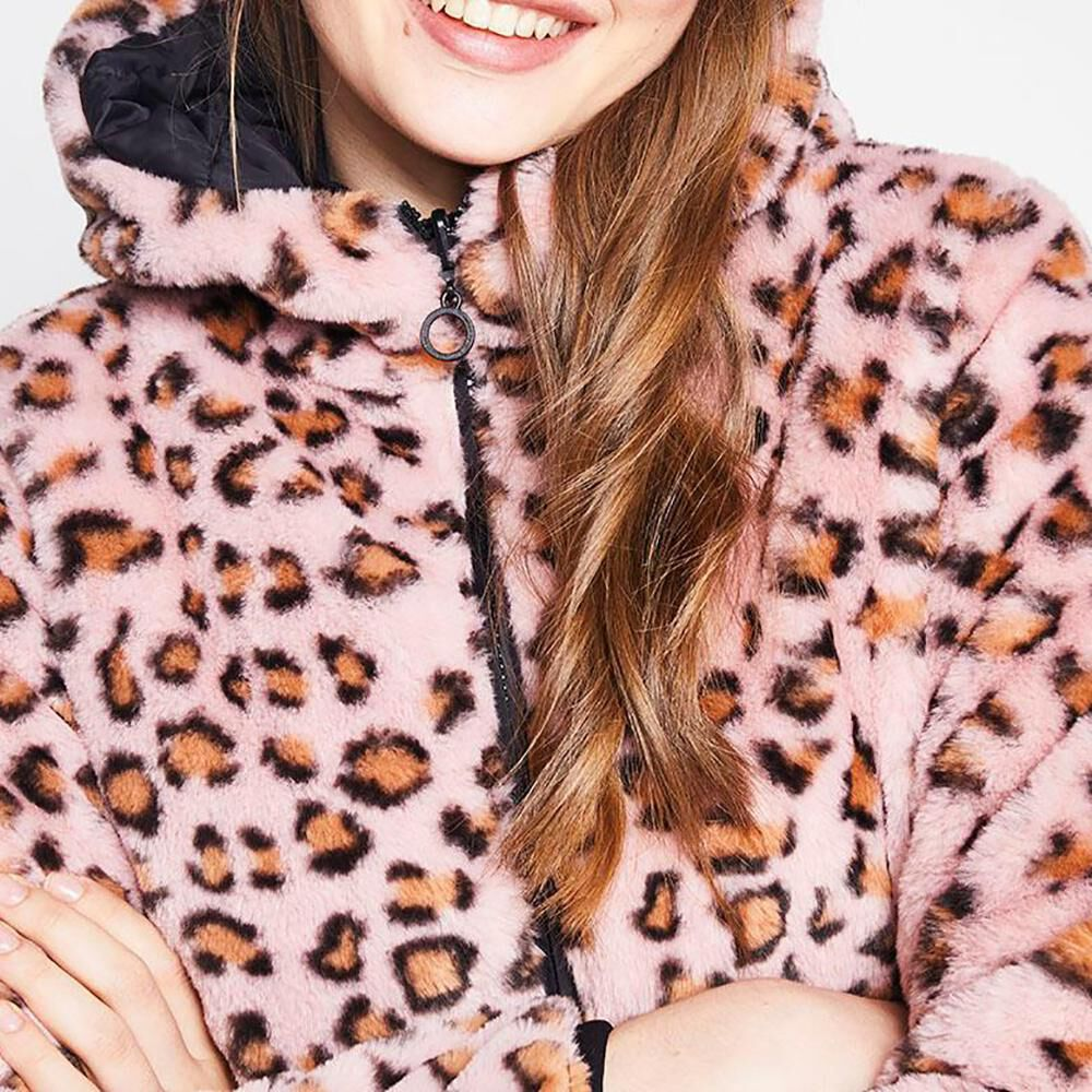 Parka Reversible Mujer Freedom image number 3.0