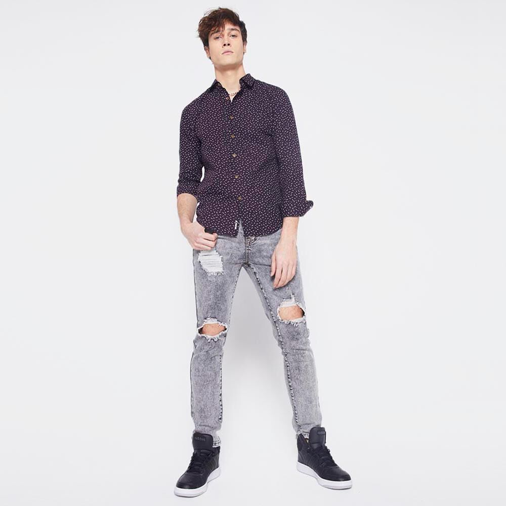 Jeans Slim  Hombre Rolly Go image number 1.0