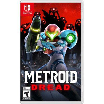 Juego Nintendo Switch Nintendo Metroid Dread