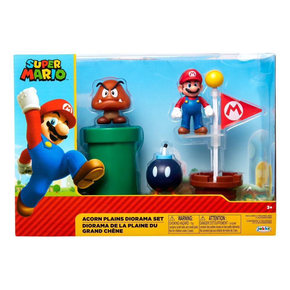 Figuras Coleccionables Nintendo Diorama Super Mario Underground image number 0.0