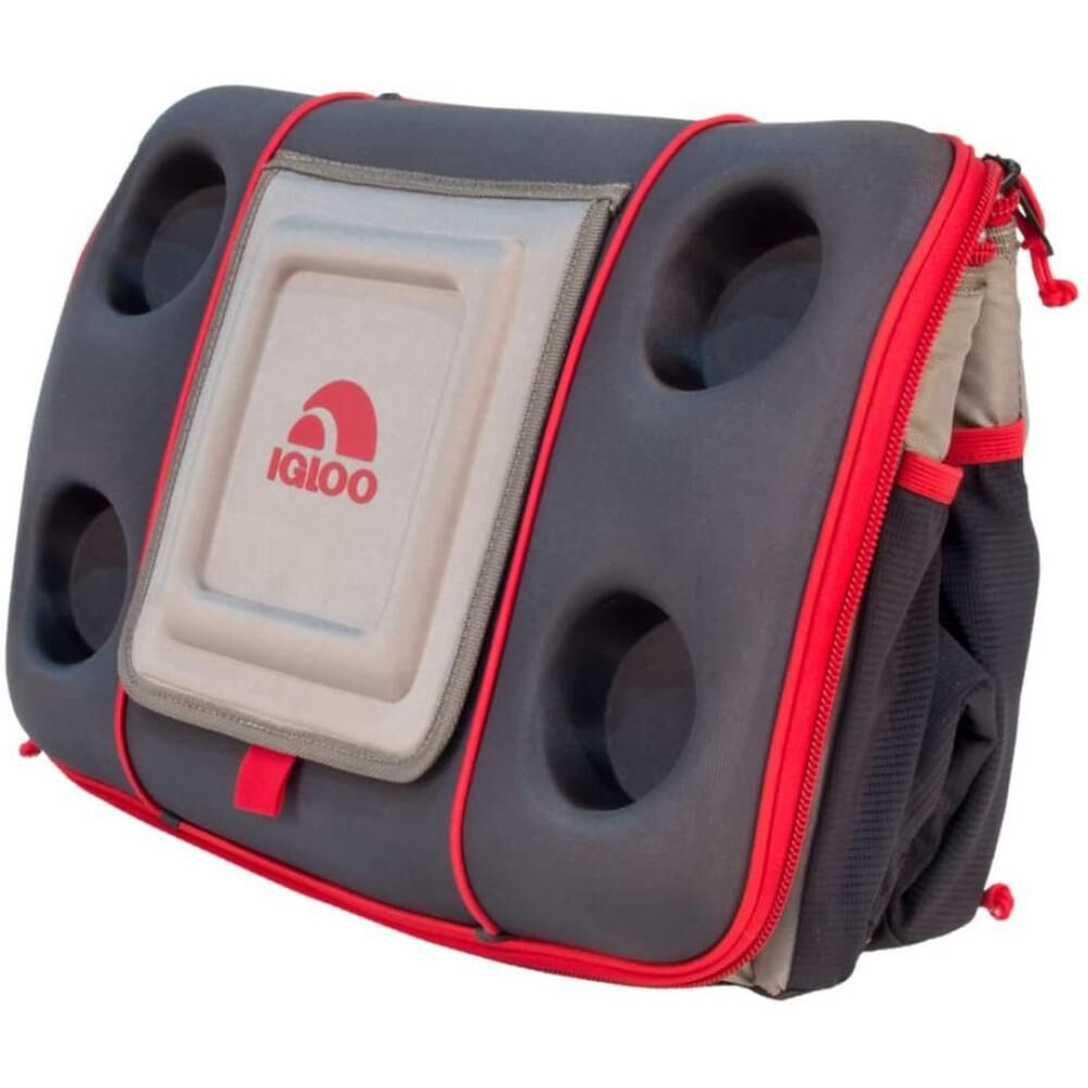 Cooler Plegable Igloo Con Portavasos image number 0.0