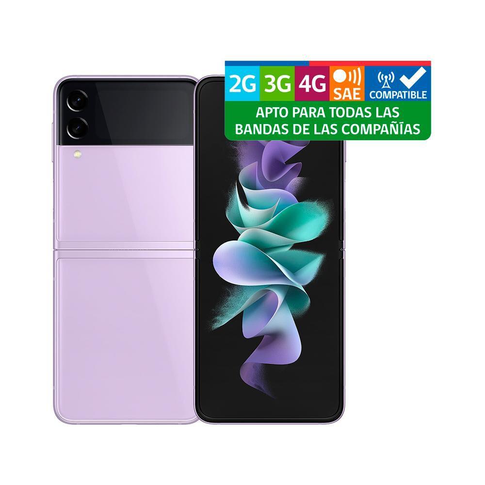 Smartphone Samsung Galaxy Z Flip 3 Violeta / 128gb / Liberado image number 9.0