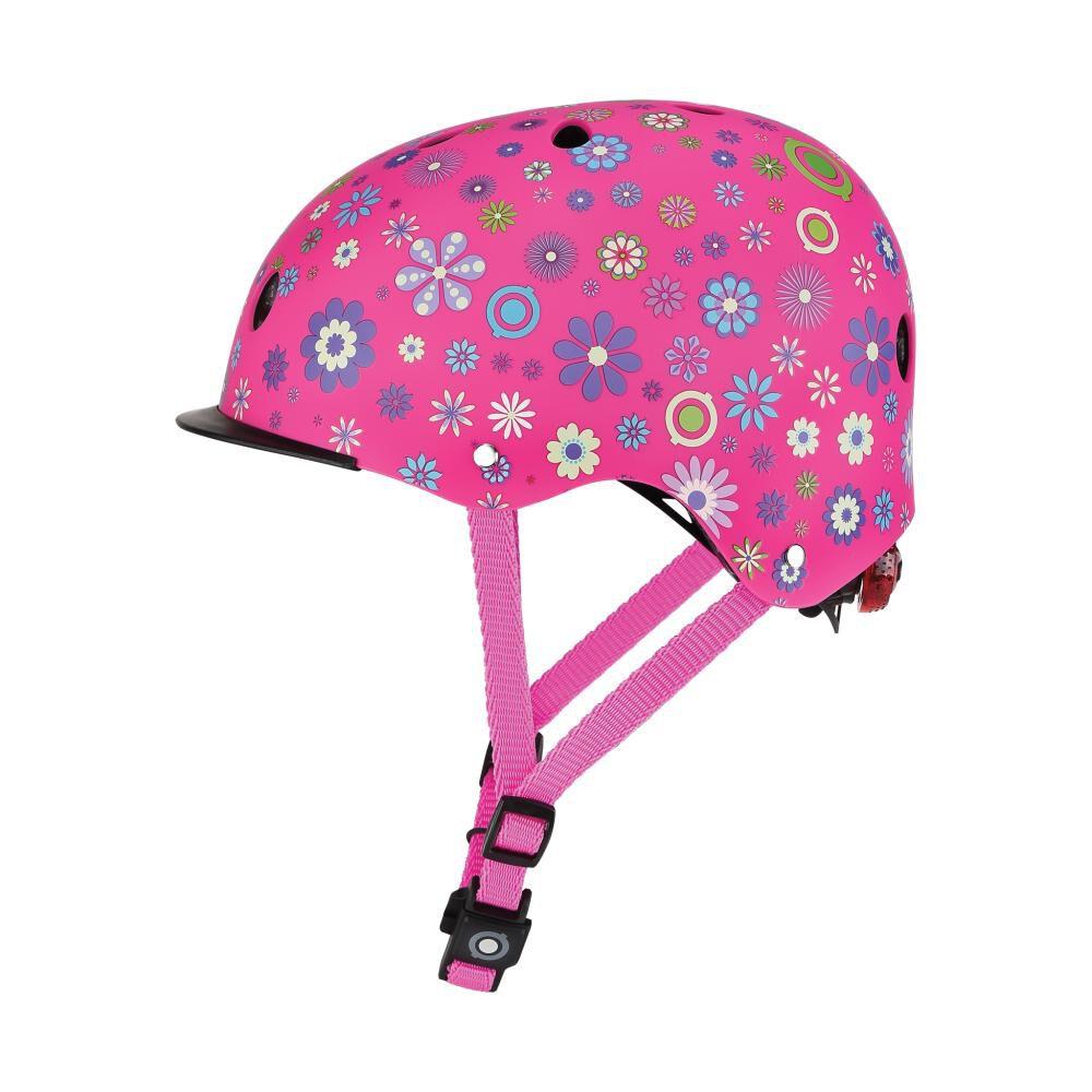 Casco Globber Helmet Elite Lights Pink  Xs/S image number 1.0