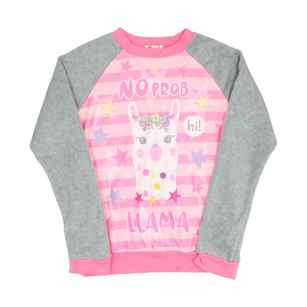 Pijama Niña Topsis 2 Piezas image number 2.0