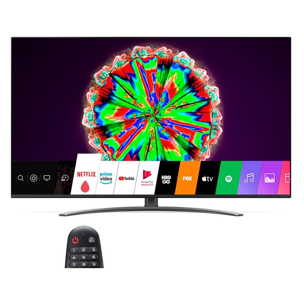 """Led LG 55NANO81SNA / 55"""" / 4K HDR NanoCell / Smart Tv 2020 image number 1.0"""