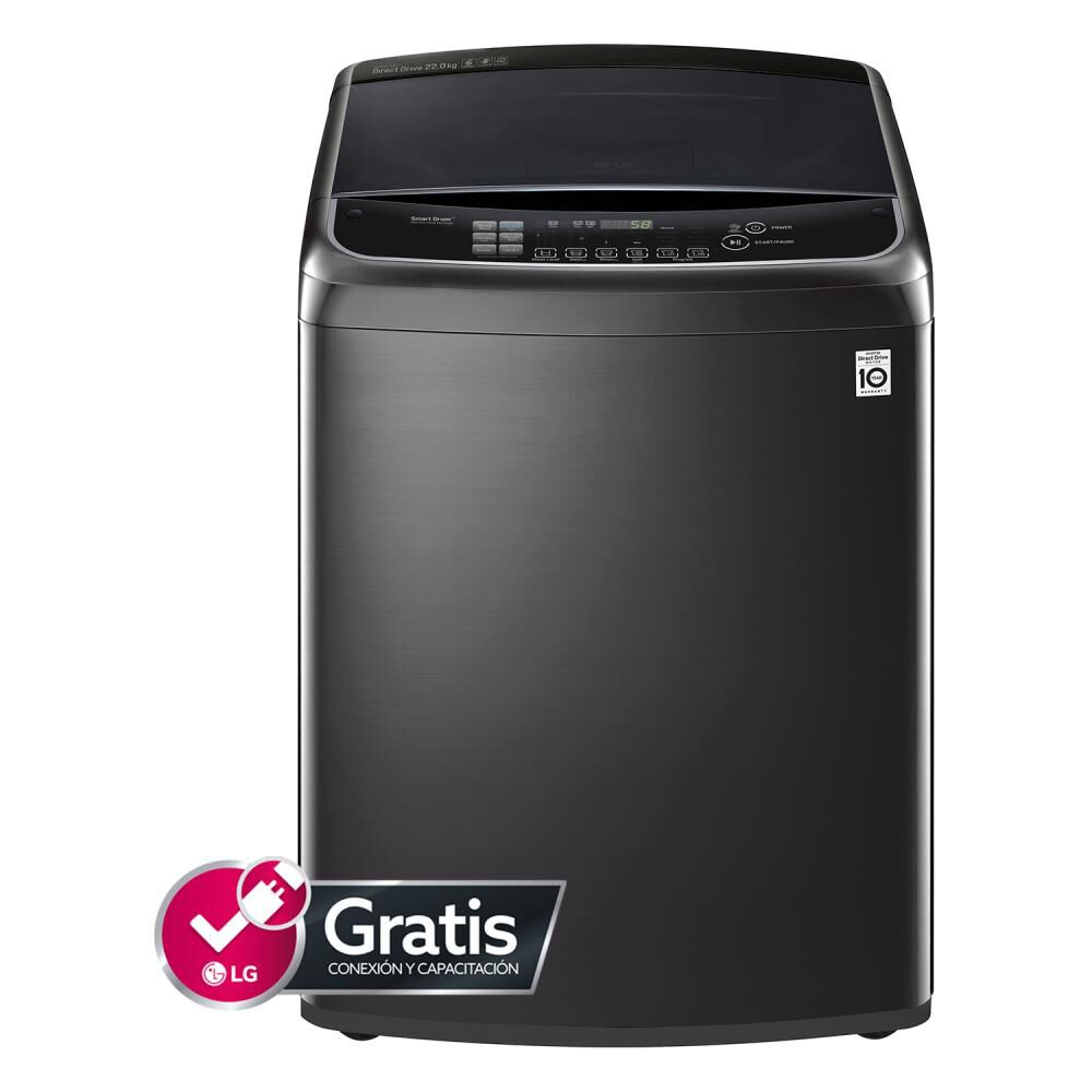 Lavadora LG Smart Inverter WT22BSS6H 22 Kg image number 0.0