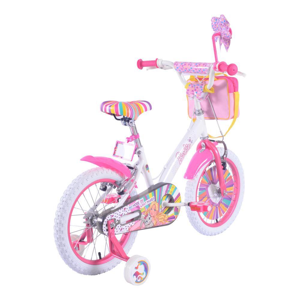 Bicicleta Infantil Bianchi Barbie 16 / Aro 16 image number 2.0