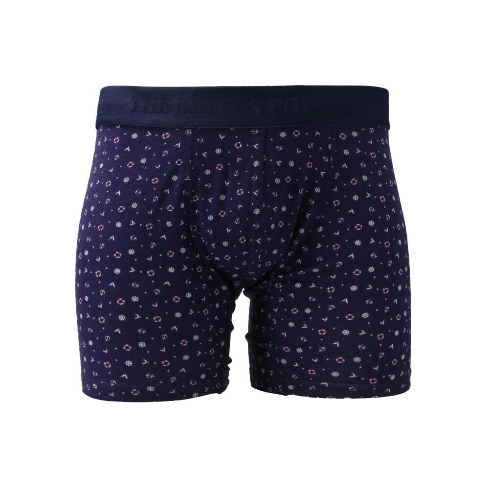 Pack Boxer Unisex The King's Polo Club / 3 Unidades image number 2.0