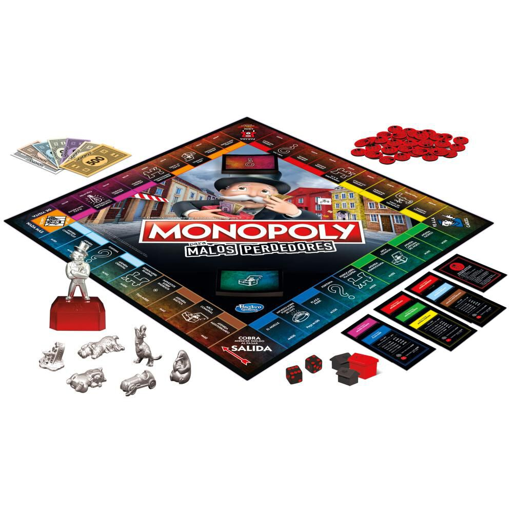 Monopoly Para Malos Perdedores image number 0.0