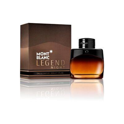 Perfume Montblanc Legend Night  Edición Limitada / 30Ml / Edt
